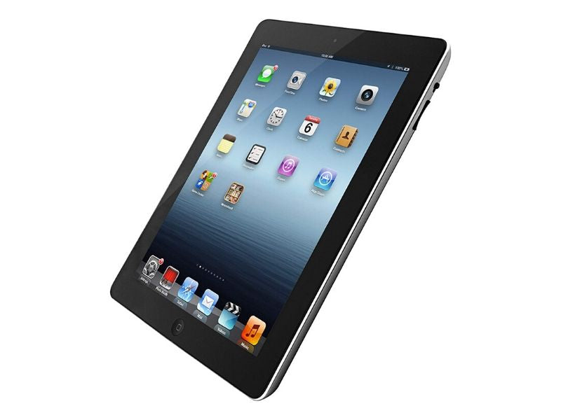 Apple iPad 4 (32GB Wi-Fi + Cellular) Black