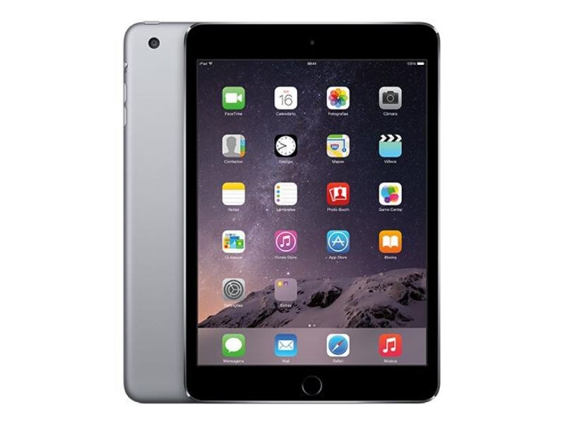 Apple iPad Mini 3 (128GB Wi-Fi) Space Gray