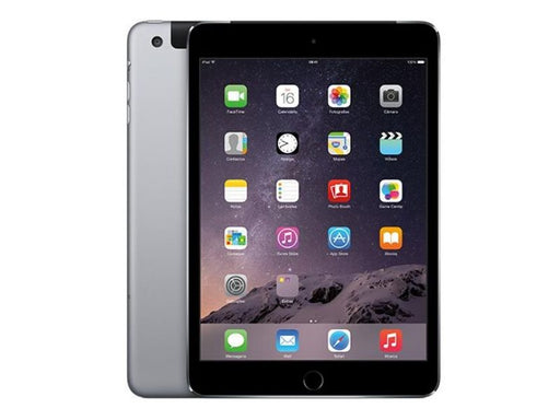 iPad Mini 3 (64GB Wi-Fi + Cellular) Space Gray