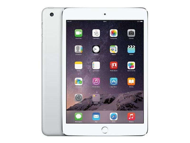 Apple iPad Mini 3 (16GB Wi-Fi) Silver