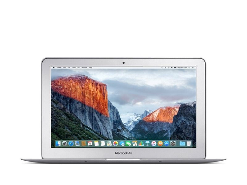 11-inch MacBook Air, Silver (1.6GHz Intel Core i5 - 4GB RAM - 128GB SSD)