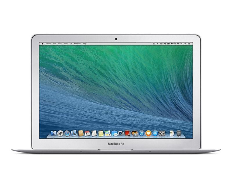 13-inch MacBook Air, Silver (1.4GHz Intel Core i5 - 8GB RAM - 128GB SSD)