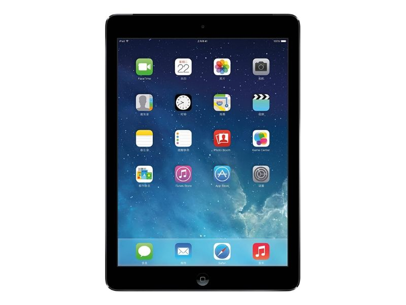Apple iPad Air Wi-Fi + Cellular 64GB Space Gray