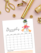 Load image into Gallery viewer, The Ultimate Christmas Planner!