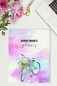 Planner Bundle: 200+ tools to give mom extra helping hands!