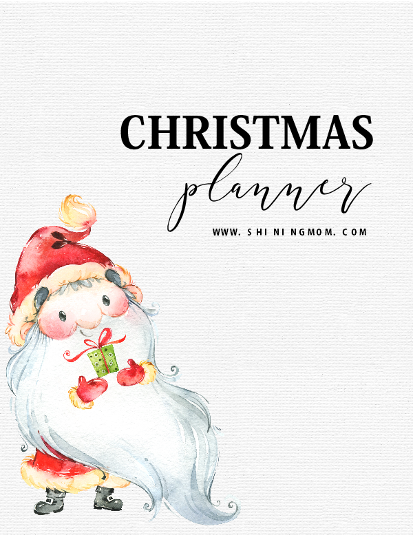The Ultimate Christmas Planner!