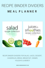 Load image into Gallery viewer, Meal Planner (Premium Edition)