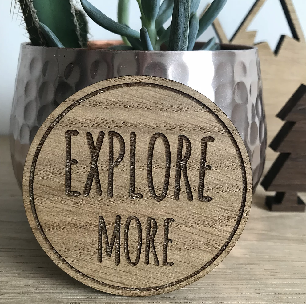 Explore More disc