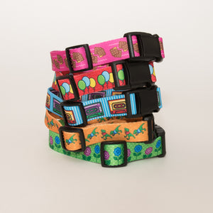 Introducing the New Cheerful Hound Original Designs - Dog Collars, Leashes, and Martingales