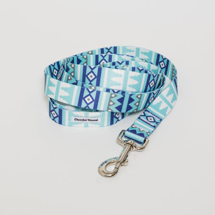 Snowy Pines Dog Leash