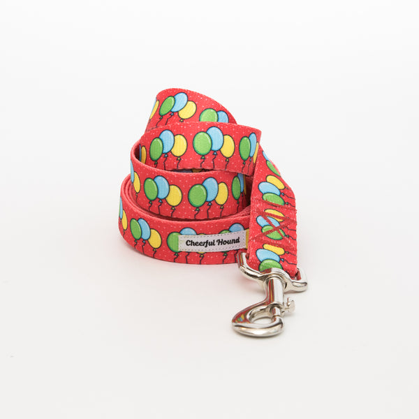 Balloon Bonanza Dog Leash