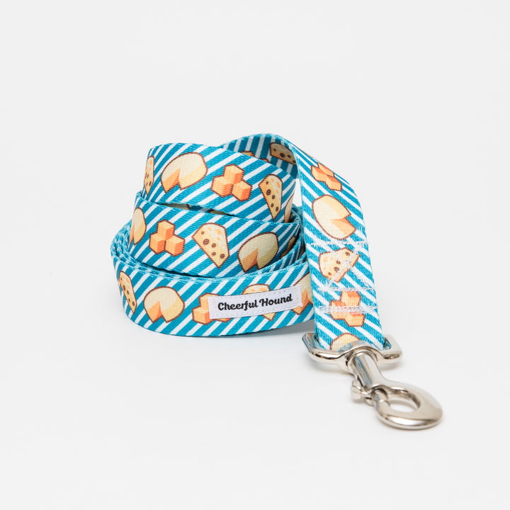 Cheese Lover Dog Leash