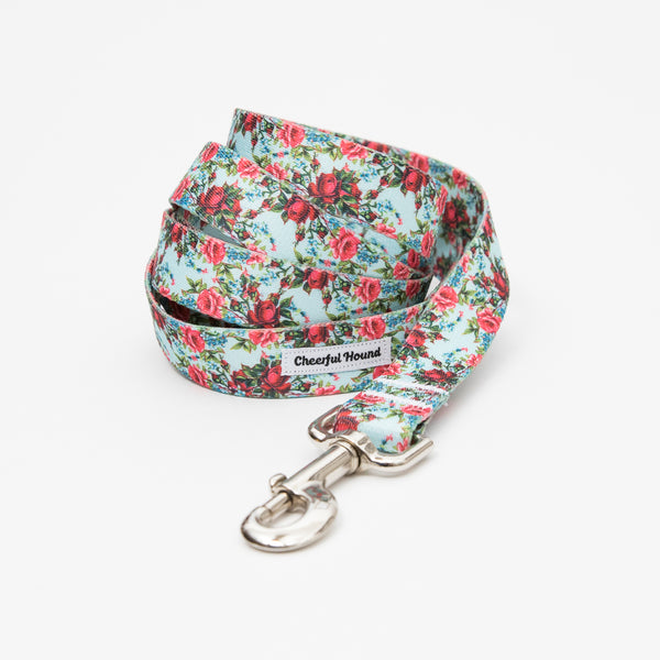 Rose Garden Dog Leash