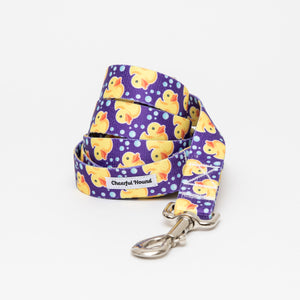 Rubber Ducky Dog Leash