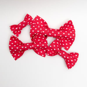 """Be Mine"" Dog Bow Tie"