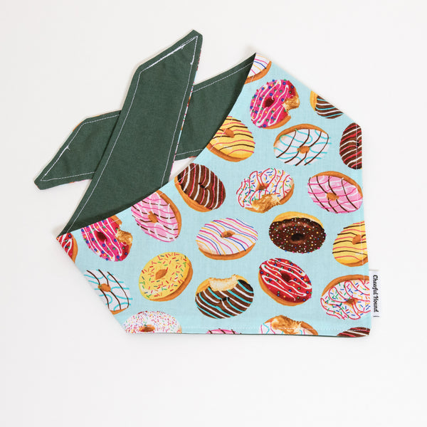 Doughnut Dream Dog Bandana