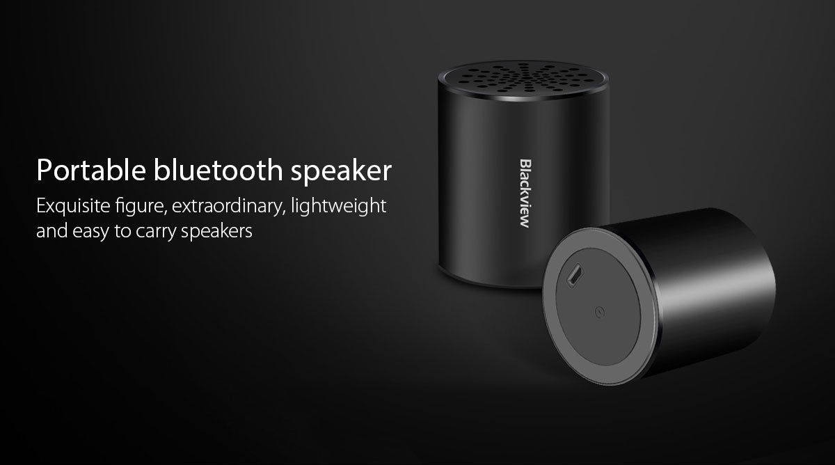 Blackview Bluetooth Speaker - Blackview