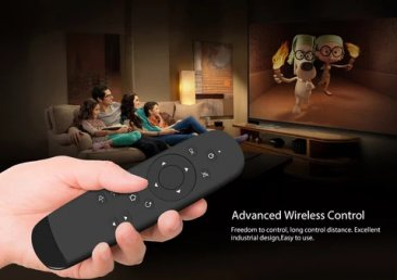Air-Mouse for Smartphone or PC - Blackview