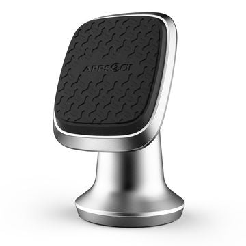 Mini Car Phone Holder Magnetic Aluminum