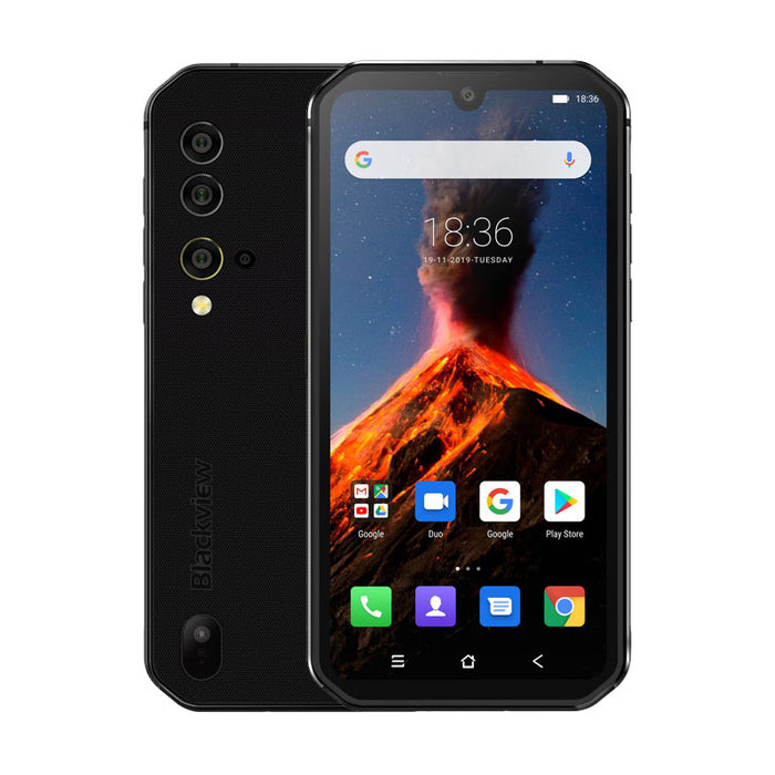 Blackview BV9900 4G Quad Rear Camera Rugged Smartphone