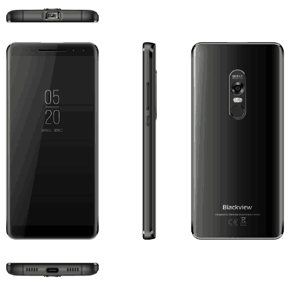 Blackview Max 1- Projector Smartphone