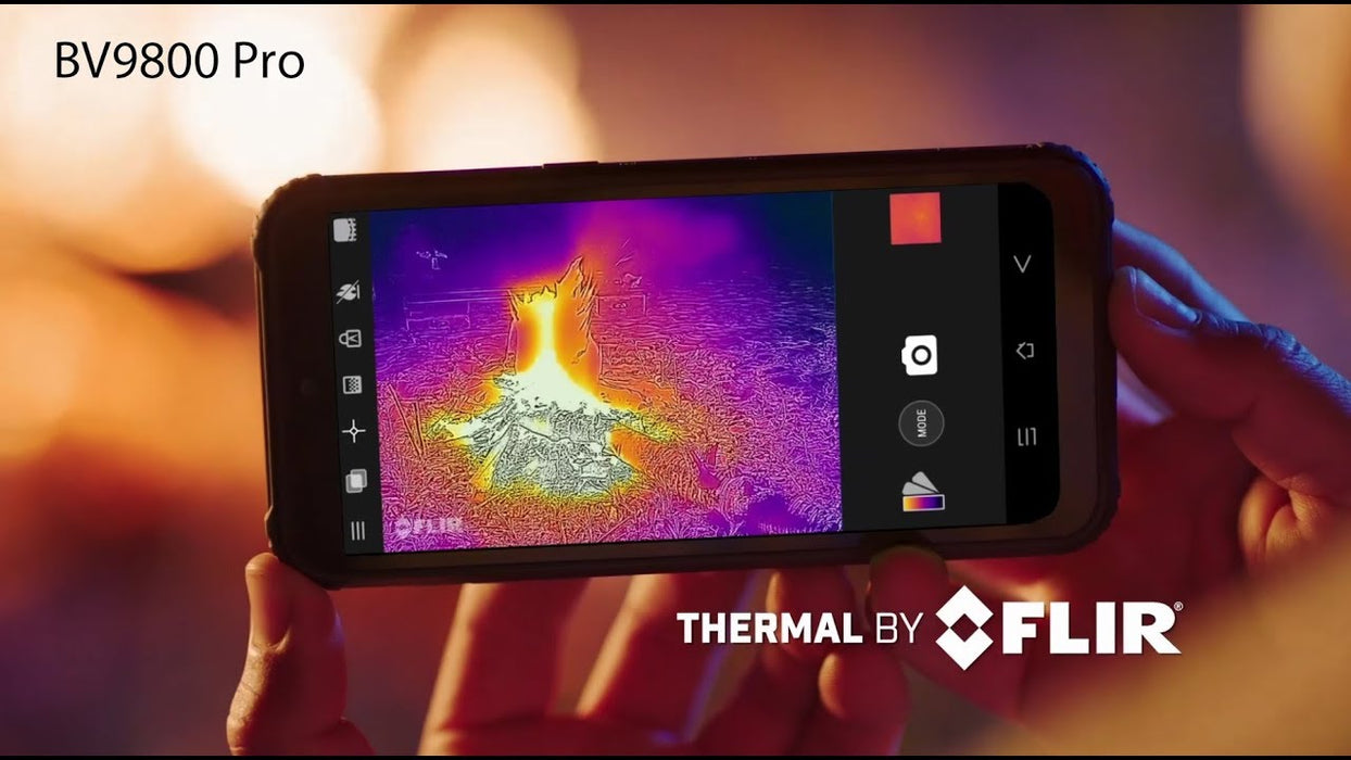Blackview BV9800Pro 4G Thermal Imagery Rugged Smartphone