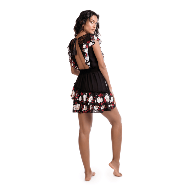 TIVOLI LOURDES DRESS - Smeralda_swimwear_2019