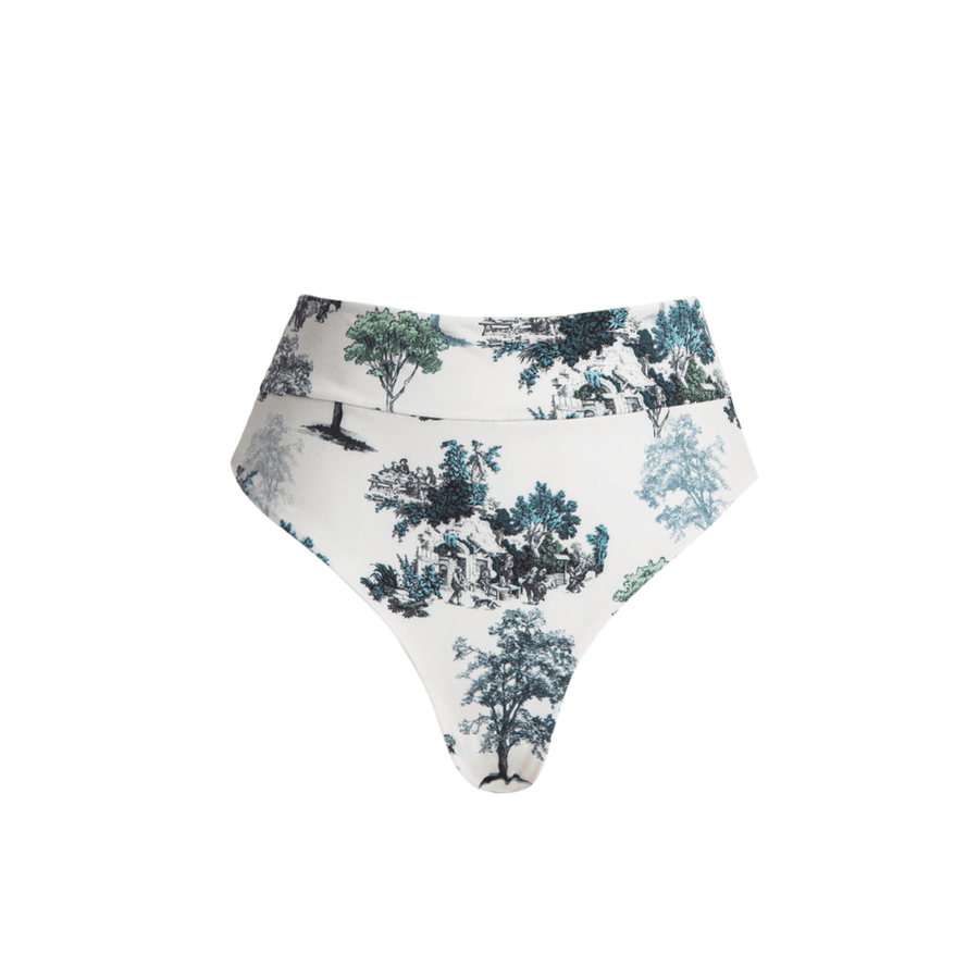CLICHY XAMA HIGH WAIST BOTTOM - Smeralda_swimwear_2019