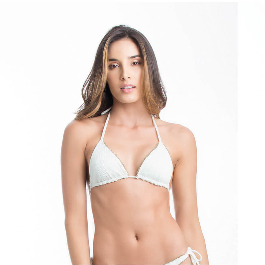 PALS SOLID TRIANGLE TOP - Smeralda_swimwear_2019