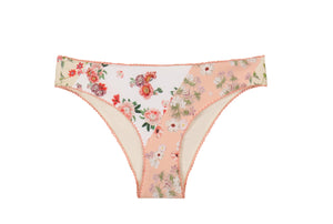 GARDEN OF THE VILLA CLASSIC BOTTOM - Smeralda_swimwear_2019