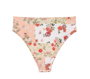 GARDEN OF THE VILLA HIGH BOTTOM - Smeralda_swimwear_2019