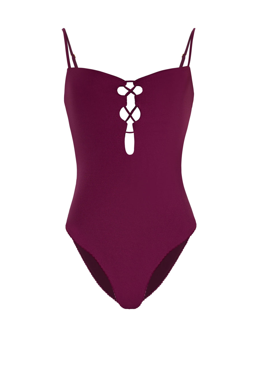 SATUNA SOLID ONE-PIECE - Smeralda_swimwear_2019