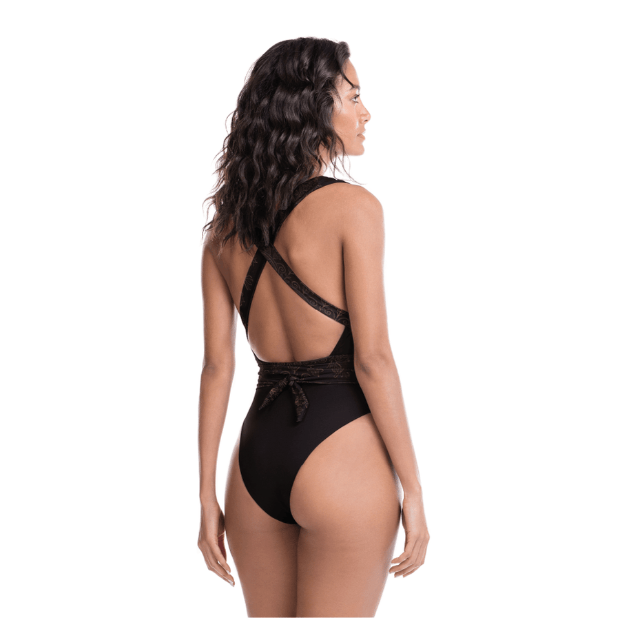 TIVOLI DAMASCO ONE-PIECE - Smeralda_swimwear_2019