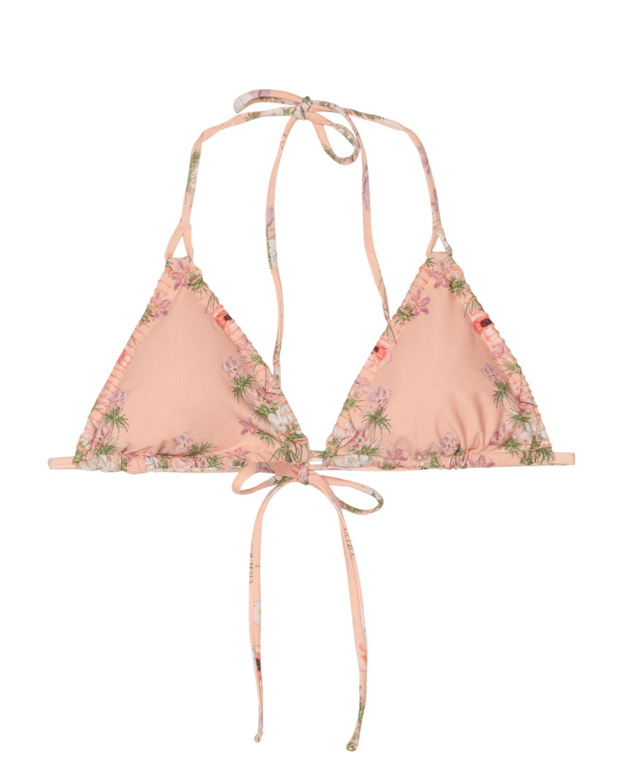 GARDEN OF THE VILLA TRIANGLE TOP - Smeralda_swimwear_2019