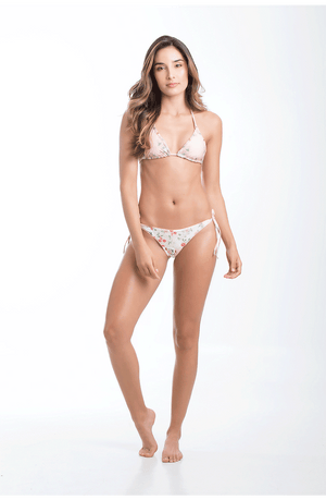 GARDEN OF THE VILLA TIE SIDE BOTTOM - Smeralda_swimwear_2019