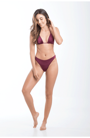 SATUNA SOLID TRIANGLE TOP - Smeralda_swimwear_2019