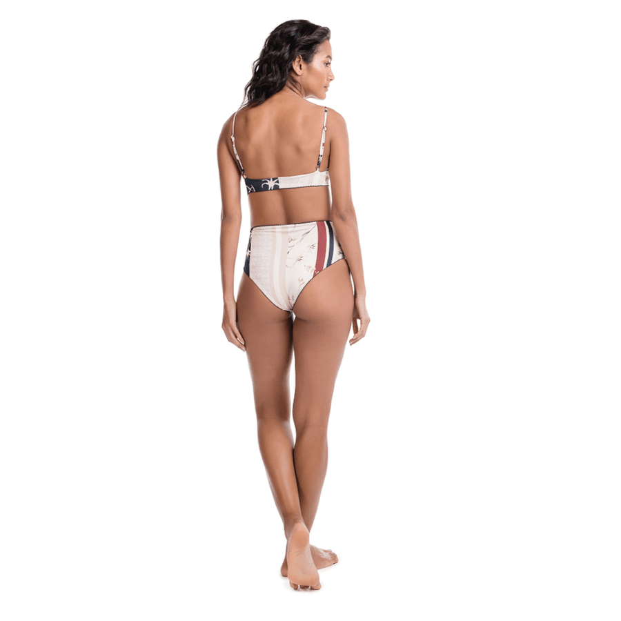 PETRA SICILIA HIGH WAIST BOTTOM - Smeralda_swimwear_2019