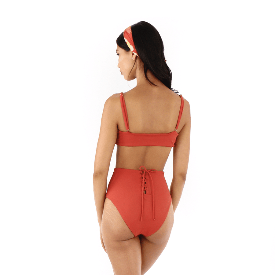 AMAZONIA VIRGINIA KNOTTED TOP - Smeralda_swimwear_2019