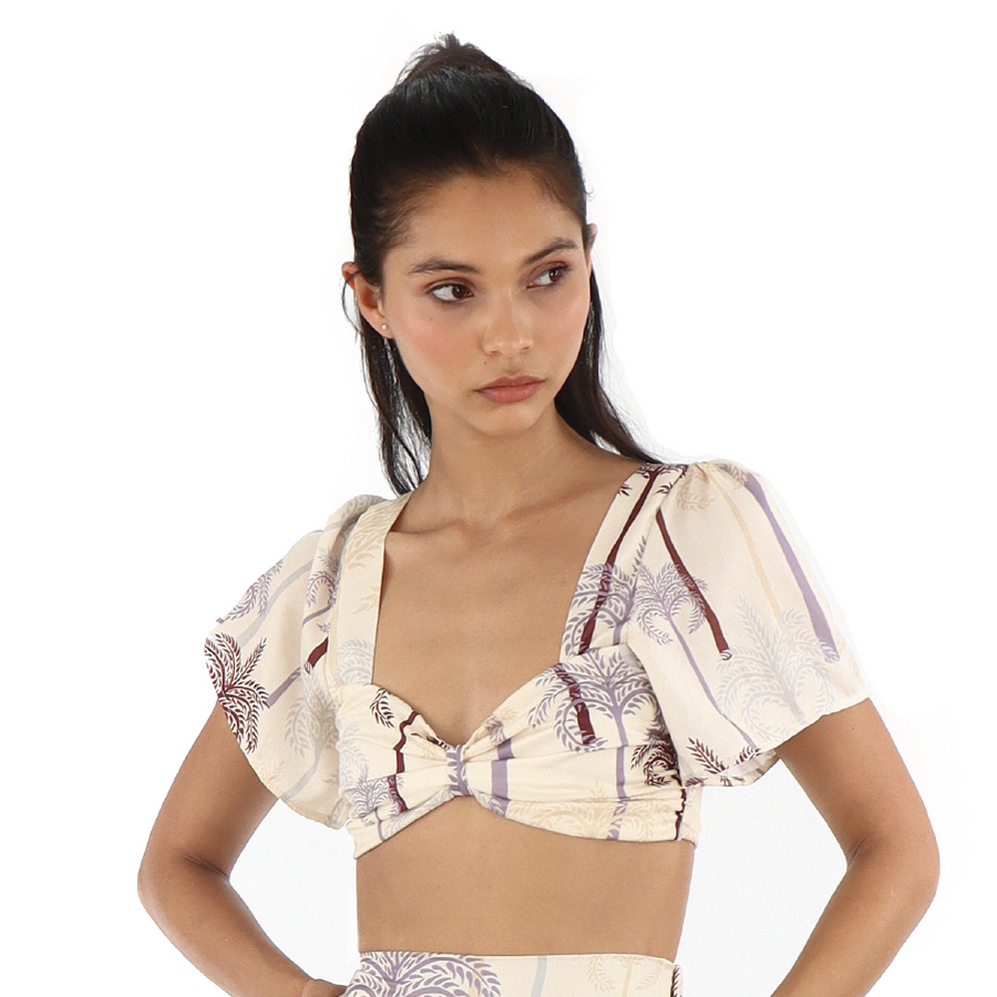 NATIVA SILVIA CROP TOP - Smeralda_swimwear_2019