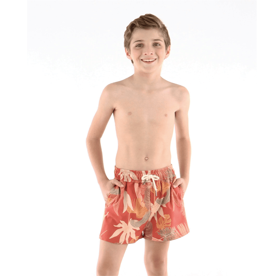 AMAZONIA BOY SWIM SHORT - Smeralda_swimwear_2019