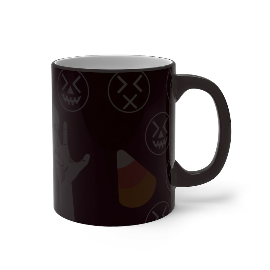 SPOOKY SCARY Color Changing Mug | LIMITED EDITION