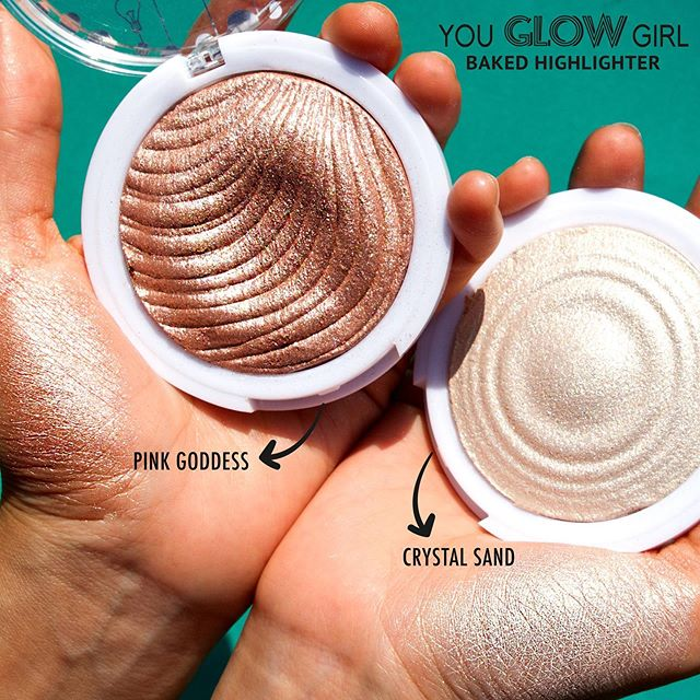 YOU GLOW GIRL | Baked Highlighter