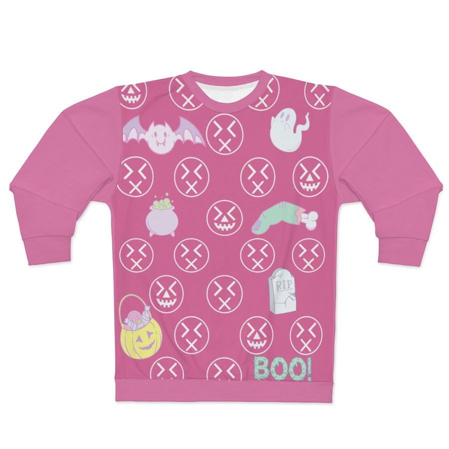 SPOOKY CUTE SWEATSHIRT | LIMITED EDITION