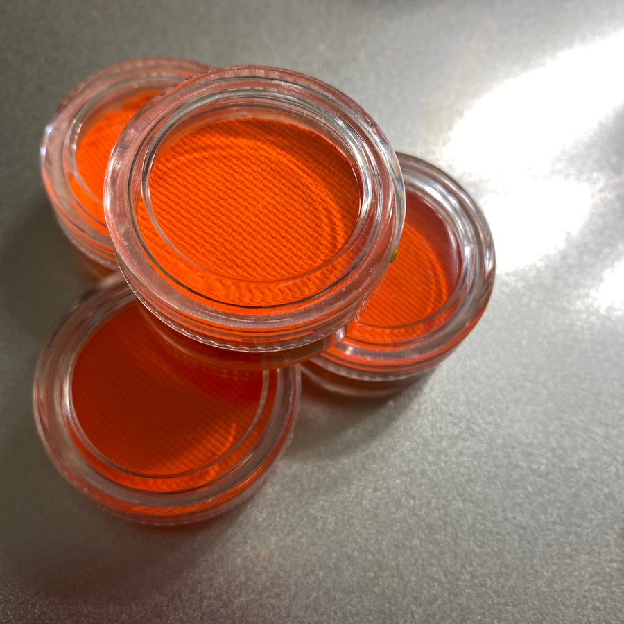 BRIGHT ORANGE | Neon Cake Eyeliner (LARGE)