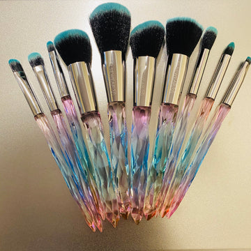 THE CRYSTAL FULL FRONTAL BRUSH SET - [SNEAK]