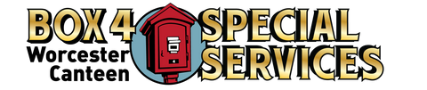 A Proud Sponsor of Box 4 Special Services