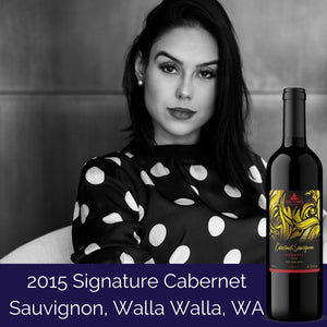 2015 SIGNATURE CABERNET SAUVIGNON, WALLA WALLA, WA - Sail to Trail WineWorks