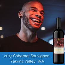 Load image into Gallery viewer, 2017 CABERNET SAUVIGNON, YAKIMA VALLEY, WA - Sail to Trail WineWorks