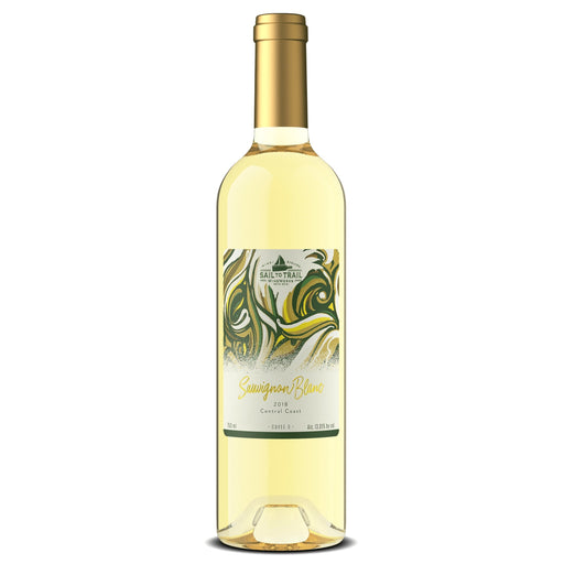 2018 SAUVIGNON BLANC, CENTRAL COAST, CA - Sail to Trail WineWorks
