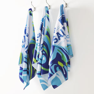 BEACH TOWELS - Sail to Trail WineWorks